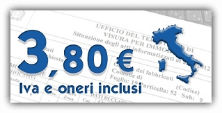 Rete visure catastali portale leader servizi catastali online - Visura storica per immobile gratis ...